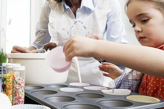 Baking with Kids; Make a moment they will treasure forever.