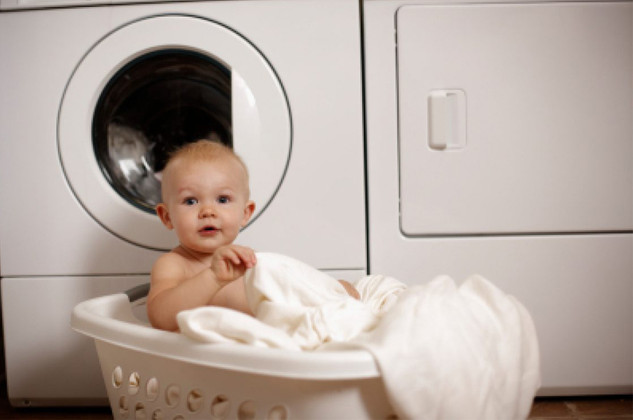 Is Your Baby Safe From Your Detergent? What Mother's Should Know