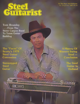 Steel Guitarist Magazine #4 - Jan 1980
