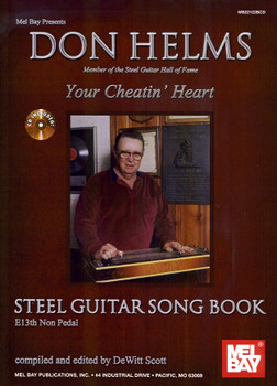 Don Helms - Your Cheatin' Heart Song Book