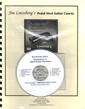 Sawed-Off Shotgun tab course by Jim Loessberg
