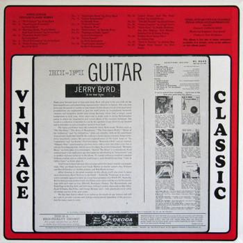 Jerry Byrd LP Hi-Fi Guitar