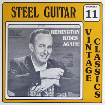 Herb Remington LP Remington Rides Again