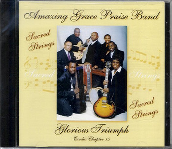 Amazing Grace Praise Band CD Glorious Triumph