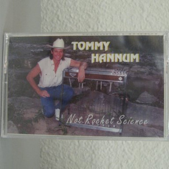 Tommy Hannum tape Not Rocket Science
