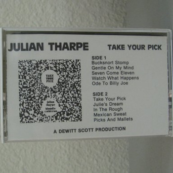 Julian Tharpe tape Take Your Pick
