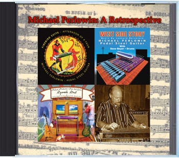 Michael Perlowin CD A Retrospective