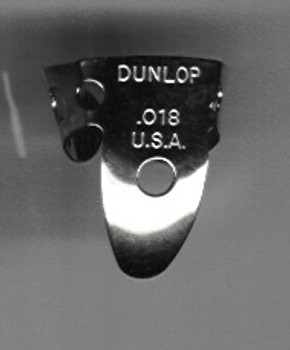 Dunlop .018 Nickel Silver Finger Pick