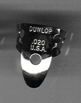 Dunlop .020 Nickel Silver Finger Pick