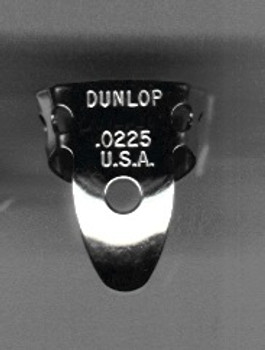 Dunlop .0225 Nickel Silver Finger Pick