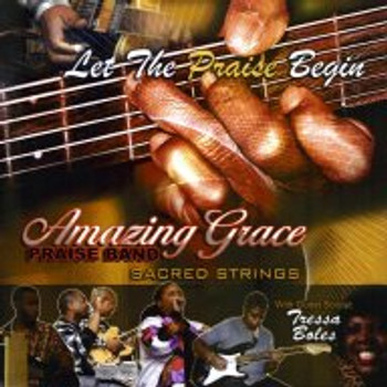Let The Praise Begin CD