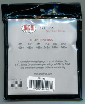 SIT® U-12 E9/B6, stainless wound