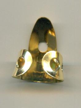 Dunlop Gauged Brass Finger Picks