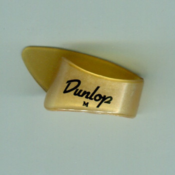 Dunlop Ultex Gold Thumbpick, Medium