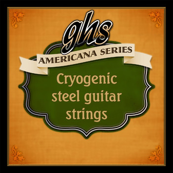 GHS Cryogenic Plain Steel Strings