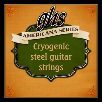 GHS Cryogenic Plain Steel Strings