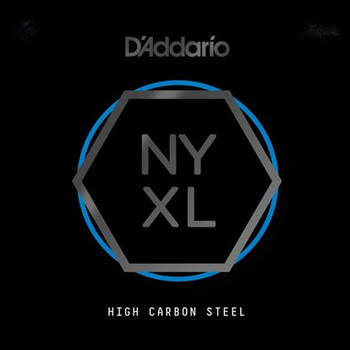 D'Addario NYXL Plain Steel Strings