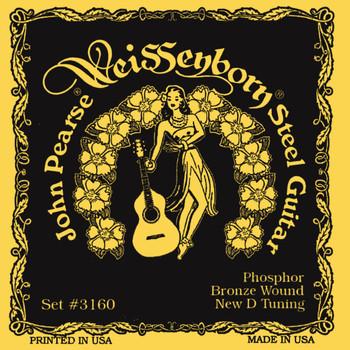 John Pearse #3160 Weissenborn® D (Light)