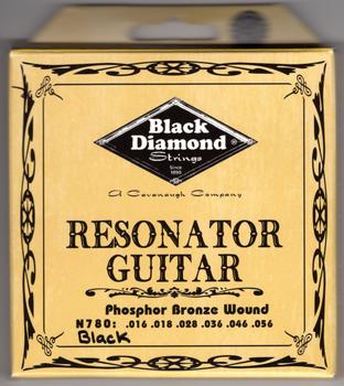 Black Diamond N780 BLACK Resonator Strings