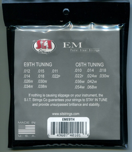 SIT® EM-E9th, nickel wound