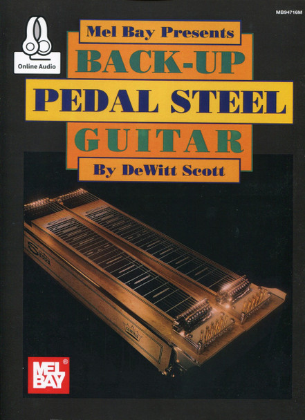 Back-up Pedal Steel Guitar by Dewitt Scott