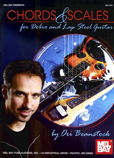 Chords & Scales for Dobro® and Lap Steel Guitar