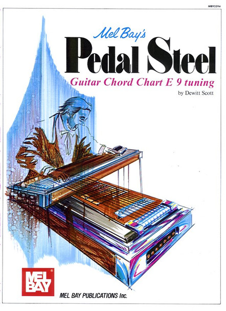 Pedal Steel Guitar Chord Chart E9 Tuning