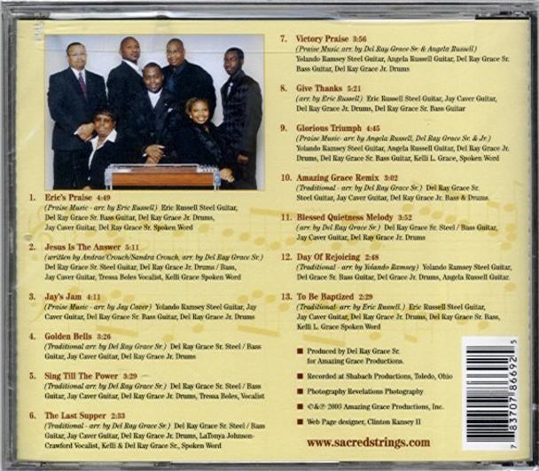 Amazing Grace Praise Band CD Glorious Triumph