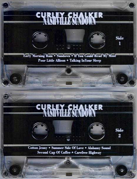Curley Chalker tape Nashville Sundown