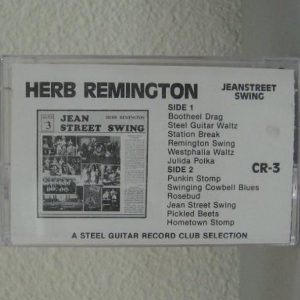 Herb Remington tape Jean Street Swing