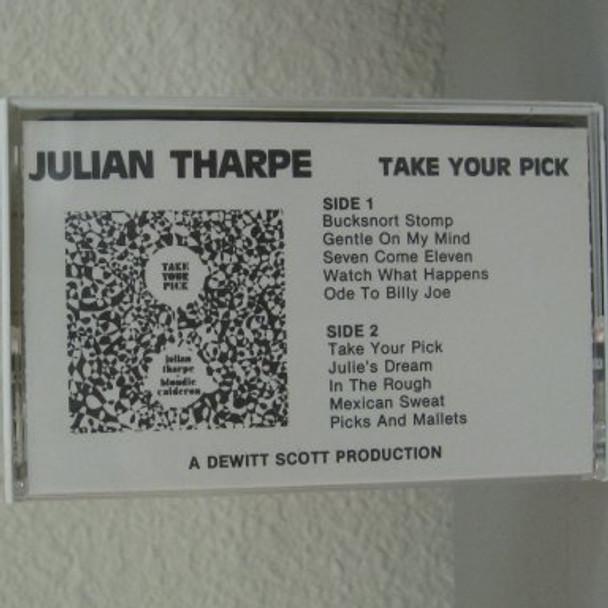 Julian Tharpe tape Take Your Pick