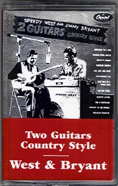 West & Bryant tape Two Guitars Country Style