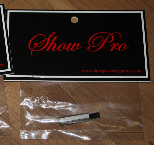 "Show Pro 1"" Pedal Rod Extender, 10/32"