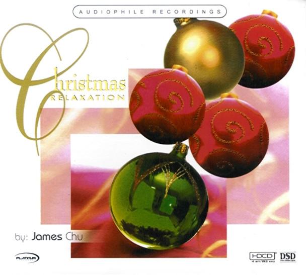 James Chu CD Christmas Relaxation