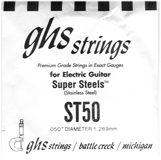 GHS .050 Super Steel™ Stainless Wound