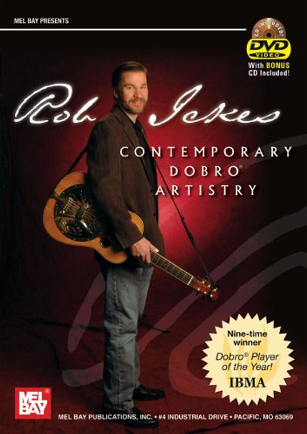 Rob Ickes - Contemporary Dobro Artistry DVD