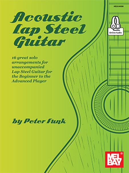 Acoustic Lap Steel Guitar (Book + Online Audio)