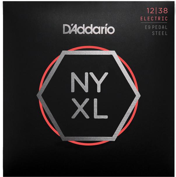 D'Addario NYXL E9th Medium 12-38