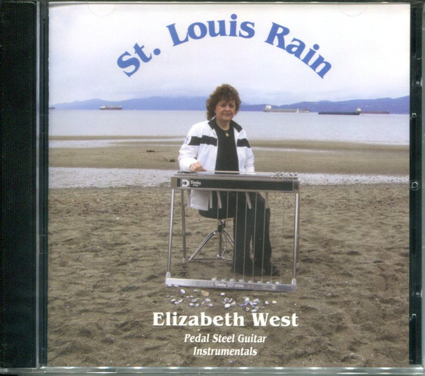St. Louis Rain - Elizabeth West CD