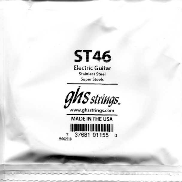 GHS Super Steel™ Stainless Wound Singles