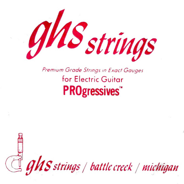 GHS Progressive Nickel-Iron Wound Singles