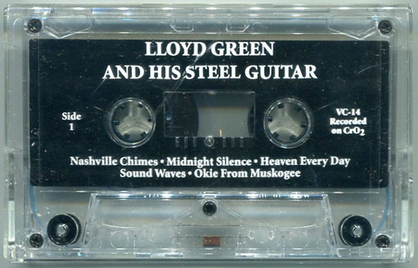 Lloyd Green and His Steel Guitar