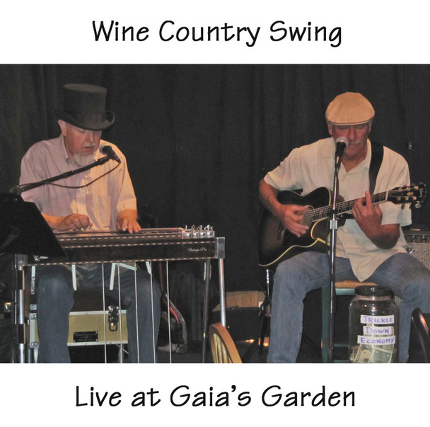 Wine Country Swing at Gaia's Garden