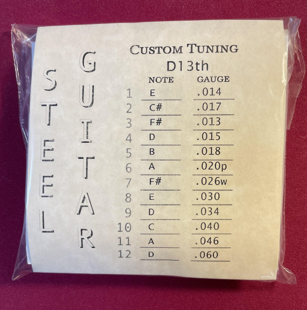 Packaged at The Steel Guitar Forum for a small but growing group of steel guitarists.