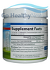 Carlson L-Lysine Amino Acid Powder Supplement Facts