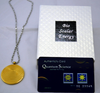 Quantum Pendant - Gold, Titanium, Magnet, and Germanium at Go Healthy Next