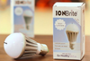 ION Brite® Anion LED Light Bulb and box