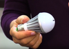 ION Brite® Anion LED Light Bulb size