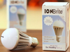 ION Brite anion LED air purification light bulbs