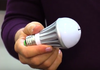 The ION Brite anion bulb is easy to install and operates automatically every time you turn on the lights.